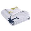 бамбук Кам Коттон жаккардовые полотенца текстильные три маленьких детей марлевые покрытием одеяла детские д