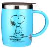 Snoopy Snoopy 420ml офис из нержавеющей стали чашки DP-58002B пальто snoopy
