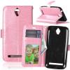 Pink Style Classic Flip Cover с функцией подставки и слотом для кредитных карт для Asus Zenfone Go ZC451TG черная классическая флип обложка с функцией подставки и слотом для кредитных карт для asus zenfone zoom zx551ml