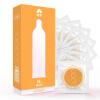 LULU Латексные презервативы с ребрышками из Малазии lulu латексные презервативы лёд из малазии