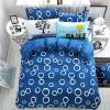 Pierre cardin постельные принадлежности домашний текстиль набор 3 штуки 100% хлопок простыня и чехол на одеяло чулки pierre cardin чулки