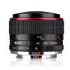 (MEKE) MK-6.5mm F2.0 Sony E-mount Fisheye Micro-Lens Manual Focus Focused Shot APS-C cvd znse co2 laser focus lens with diameter 18mm focus length 38 1mm thickness 2mm