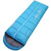 где купить Экватор Открытый кемпинг спальный мешок Взрослый закрытый спальный мешок, согревающий и растяжимый дешево