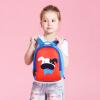 Малыш Kid Дети Schoolbag для мальчика девочка 3D мультфильм животных рюкзак мешок школы Детский сад Дети Детская сумка рюкзак для животных