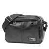 Herder модная мужская кожаная влагонепроницаемая спортивная сумка через плечо, сумка-мессенджер для IPAD