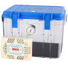 Rhema (EIRMAI) R10 сушильного шкафа шкафы Зеркальные камеры объектив запечатанные электроники коробка абсорбирующий подачи Средний Большой голубой карты Hyun