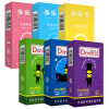 DONLESS 66 шт. презервативы духи с феромонами для мужчин аромат – амбра фото