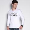Carver Pioneer Ca с длинным рукавом рубашки мужской модой простой длинных рукава футболка темно-синий XL 305092M campus pioneer 200 xl