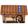 Клетка США Kojima Японский съемный стоп домашних собак и кошек гнездо гнездо подушечка комнаты