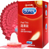 Durex тонкие презервативы 18 шт.*2кор. секс-игрушки для взрослых durex 18