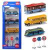 Siku модель автомобиля Детские игрушечные автобусы  SKUC6303 самосвал siku лейбхер