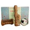 Yu Mei Ren Taomu гребень кошачий комплект, полный дерева расчесывать подругу, чтобы отправить Gui меда подарочной коробке yu mei jing