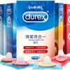Durex Ultra x Мужские презервативы  Thin 3 в 1, 18 шт. презервативы durex 18