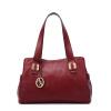 Audemars Piguet кенгуру (AP.DISHU) Бостон сумки кожи плеча заголовка слой кожи женская сумка черного AP8055-1