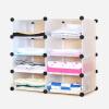 Jingdong [супермаркет] Их шелка простого хранения шкафа ящик многоуровневого хранения стойка стойка шкаф бюргерских стеллажи отдельных пластиковые хранений отделка