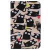 Симпатичный Котенок Дизайн Кожа PU откидной крышки Кошелек Карты Держатель чехол для SAMSUNG T550 чехол для карточек котенок читает книгу