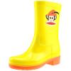 Супермаркет] [Jingdong PaulFrank рот обезьяны сапоги ботинки ботинки повелительницы воды в цветном картридже 37 ярдов PF1011 желтый