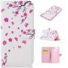 персиковый цвет дизайн искусственная кожа флип кошелек карты держатель чехол для HUAWEI Р9 чехол для карточек kitty ballerina персиковый дк2017 128