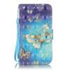 Золотые бабочки Дизайн Кожа PU откидная крышка бумажника карты держатель чехол для SAMSUNG G360 зеленый одуванчик дизайн кожа pu откидная крышка бумажника карты держатель чехол для samsung galaxy core prime g360