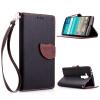 все цены на  Черный Дизайн Кожа PU откидная крышка бумажника карты держатель чехол для LG G4/H818  онлайн