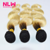 3 Bundles Colored Brazilian Body Wave Corrugated Sew Ins Virgin Human Hair Extension Strong Machine Sewing Hair Weave Overwatch strong infrared body ion cleanse foot spa
