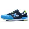 (XTEP) мужская повседневная обувь мода доски обувь мода мужская спортивная обувь мужская обувь повседневная обувь 985319325193 синие зеленые 44 ярдов мужская обувь