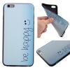 Счастливые картины мягкий тонкий ТПУ резиновый силиконовый гель Дело Чехол для IPHONE 6/6S