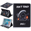 Классическая флип-обложка с тиснением Grim Reaper с функцией подставки и слотом для кредитных карт для iPad Pro 9.7 набор фиксаторов