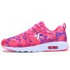 (XTEP) женская обувь повседневная обувь женская весна лето ремень воздушная подушка кроссовки модная сетка дышащая женская спортивная обувь 984218325657 красный фиолетовый 36 метров