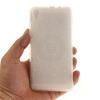 Белый Мандала шаблон Мягкий тонкий резиновый ТПУ Силиконовый чехол Гель для Lenovo S850