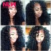 8 -30 Естественный цвет Малайзии Virgin Remy Curly Hair Sale 5 шт / много Глубокий волновой уток 8A класса Бесплатная доставка B бесплатная доставка 10 шт adc1005ccv plcc