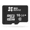 Флюорит (EZVIZ) камера видеонаблюдения выделенная карта памяти Micro SD карта TF 16GB Class10 Hai Kangwei как бренд флюорит ezviz камера видеонаблюдения выделенная карта памяти micro sd карта tf 64gb class10 hai kangwei как бренд