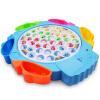 мама и папа (babamama) вращающиеся электрические рыбацкие игрушки для детей развивающие игрушки туба 42 с музыкой рыболовный пруд B3005 развивающие игрушки tolo toys с подвижными элементами