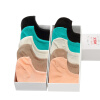 [Супермаркет] Jingdong мужчин и 10 пар носков Бейджи Ронг мужчины платье носки анти-корабль спортивные носки тонкие хлопчатобумажные носки мужские и женские модели, чтобы помочь низкой спортивные носки BMW1501 женские носки корабль (стиль E) askomi носки спортивные
