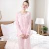 Hodohome домашняя пижама женская  хлопковая одежда домашняя одежда фирмы гамма купить