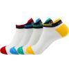 Носки мужские носки мужские носки мужские носки мужские носки повседневные мужские носки 4 двухслойные 5295 разноцветные смешанные