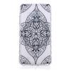 Черная любовь шаблон Мягкий чехол тонкий ТПУ резиновый силиконовый гель чехол для Microsoft Lumia 550