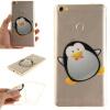 Мультфильм пингвин шаблон Мягкий тонкий резиновый ТПУ Силиконовый чехол Гель для XiaoMi Mi Max мультфильм пингвин шаблон мягкий тонкий резиновый тпу силиконовый чехол гель для xiaomi redmi note 4