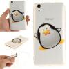 Мультфильм пингвин шаблон Мягкий тонкий резиновый ТПУ Силиконовый чехол Гель для HUAWEI Honor 5A/Y6 II мультфильм пингвин шаблон мягкий тонкий резиновый тпу силиконовый чехол гель для huawei honor 8