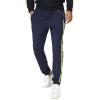 Двойная звезда Брюки мужские длинные брюки повседневные брюки скомбинированы хлопка Фитнес-тренировочные штаны эластичность брюки 6Q33006 Мужские синие XL mabro повседневные брюки