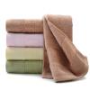 Бамбук полотенце полотенце полотенце бамбука полотенце для мытья посуды бамбуковое угольное полотенце Великая стена атласная бумага коричневый 115 г / шт 34 * 76 см полотенце quelle quelle 577898