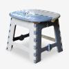 [Супермаркет] Джингдонг Келлогг Мин-товары мультфильм складной стул - желтый пластиковый стол складной стул скамья пикника стул стул рыбалка стул стул LY32-Y