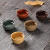 [Супермаркет] Chihisa Церковь Jingdong чашка фиолетовый чашки кунг-фу мастера чашки с небольшой чашкой чая Zhancha ручной руды Исин цветной 20мл почвы туссамаг капли 20мл