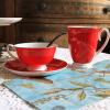 DiAoBaiHe Королевская чашка Кофейная чашка