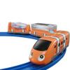 (Takara TOMY) Disney Animation игрушки электрические игрушки Баллок дорога дорога Поезд камины электрические
