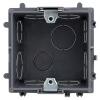 ABB переключатель гнездо панели 86 скрытая нижняя распределительная коробка коробки AU565 abb переключатель гнездо blank панель dejing серии gold aj504 pg