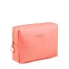 bagINBAG Косметическая сумка Маленький размер Портативный большой емкости Водонепроницаемый косметический мешок Прекрасная косметическая сумка для хранения Розовый Оранжевый Большой