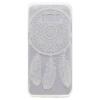 Обложка Dreamcatcher Pattern Мягкий тонкий ТПУ резиновый силиконовый гель чехол для SAMSUNG GALAXY S8