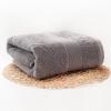 [Супермаркет] Jingdong нефрита Вож чистый впитывающие полотенца хлопка Увеличение утолщение хлопка отель банное полотенце 75 * 150см пара серый