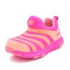 Li Ning детская одежда обувь LI-NING KIDS гусеничная обувь мальчики и девочки повседневная обувь AREM012-3 предел красный 27